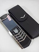 Мобильный телефон  VERTU SIGNATURE S DESIGN в серебряном цвете