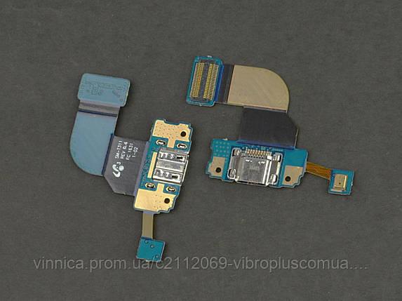 """Шлейф (Flat Cable) Samsung T310 Galaxy Tab 3 8.0""""/T311, с разъемом зарядки, фото 2"""