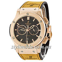 Часы наручные Hublot Classic Fusion Automatic Brown-Gold-Mate-Black