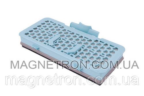Выходной фильтр HEPA для пылесоса LG XR-404 10 ADQ56691101 (с угольным наполнением)