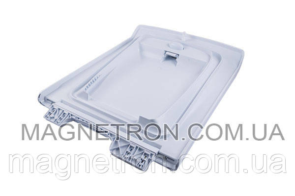 Крышка загрузочного люка для вертикальных стиральных машин Indesit C00116873, фото 2