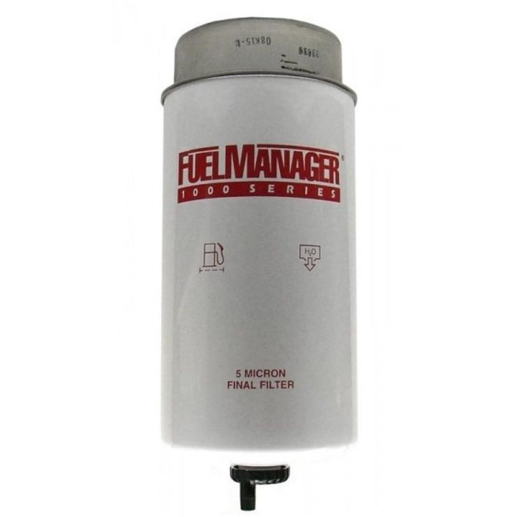 Фильтрующий элемент FM1000 (30 микрон) 8.0 Дюйма / 203.2  мм