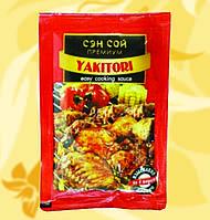Соус Якитори премиум, для блюд на гриле,  Сэн Сой, 120г, Фо
