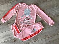 Спортивный костюм на девочку ( р-ры 7 - 10 лет ), фото 1