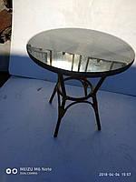 Стол круглый SALON Ø 0,7м для ресторана, кафе и летней площадки