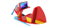 Сенсорный игровой комплекс «Авиатор»