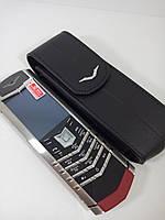 Мобильный телефон VERTU SIGNATURE S DESIGN STAINLESS STEEL Скарлет