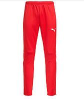 100% Оригинал Спортивные штаны мужские красные тренировочные брюки PUMA для спорта и активного отдыха