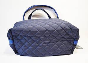 Сумка синяя текстильная Wallaby C3, фото 2