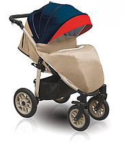 Дитяча універсальна прогулянкова коляска Camarelo Eos E-01