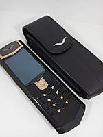 Мобильный телефон VERTU SIGNATURE S DESIGN BLACK и золото