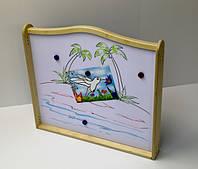 Двухсторонняя панель для игровых зон Зеркальная и магнитно-маркерная доска                   арт. RM13994