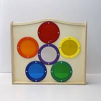 Панель для игровых зон Калейдоскоп                   арт. RM14006
