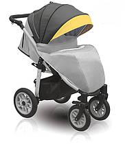Дитяча універсальна прогулянкова коляска Camarelo Eos E-02