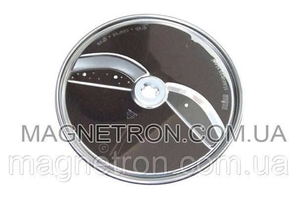 Диск для нарезки (толстой/тонкой) для кухонных комбайнов Braun 63210632, фото 2