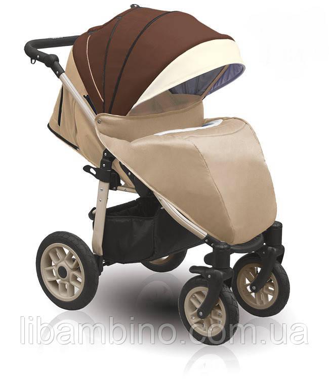 Дитяча універсальна прогулянкова коляска Camarelo Eos E-04