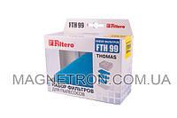 Набор фильтров Filtero FTH 99 для пылесоса Thomas серии XT/XS