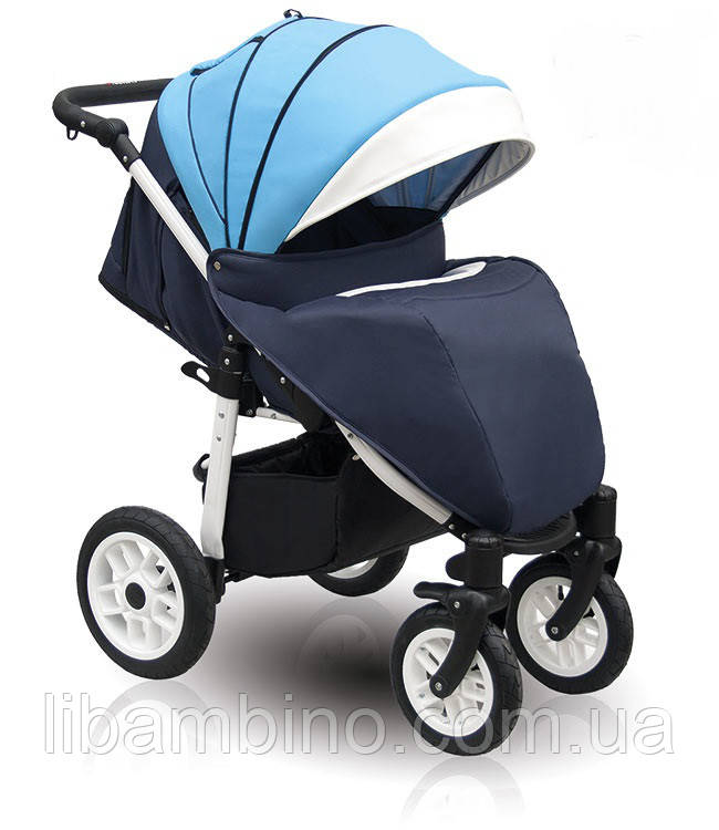 Дитяча універсальна прогулянкова коляска Camarelo Eos E-05