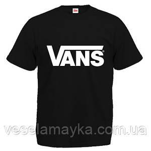 """Футболка """"Vans 2"""" (Ванс)"""