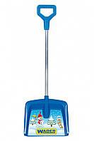 Лопата большая для снега 72250 / Тигрес /
