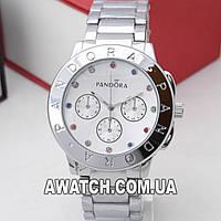 Женские кварцевые наручные часы Пандора 6028