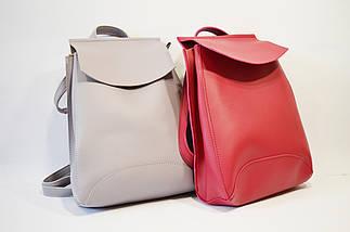 Рюкзак женский малиновый Voila, фото 3