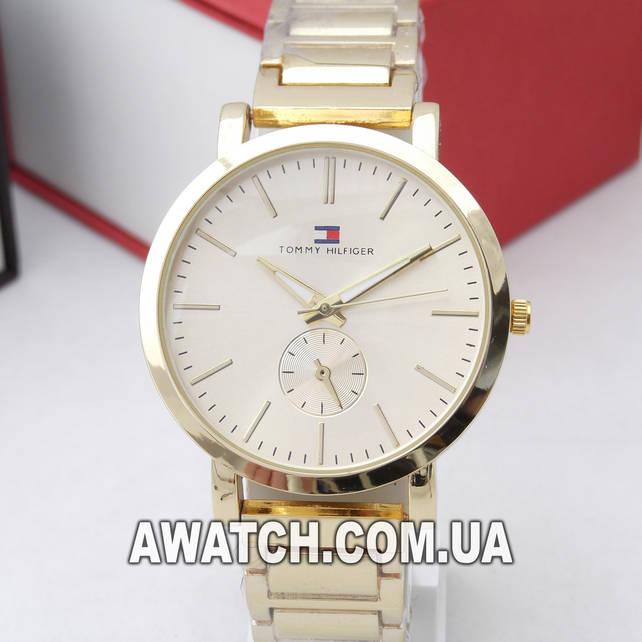 Часы наручные томми хилфигер женские водонепроницаемые армейские часы купить