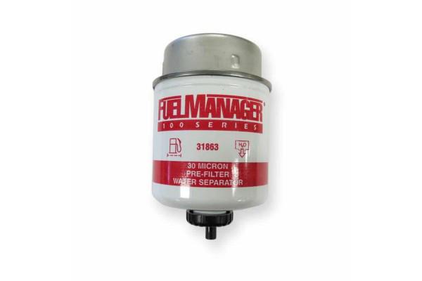 Фильтрующий элемент FM100 (30 микрон) 3.6 Дюйма / 91.4  мм