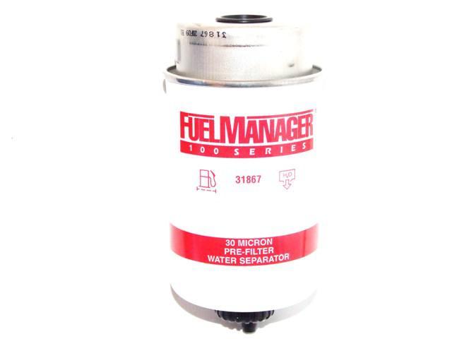Фильтрующий элемент FM100 (30 микрон) 5.1 Дюйма / 129.5  мм