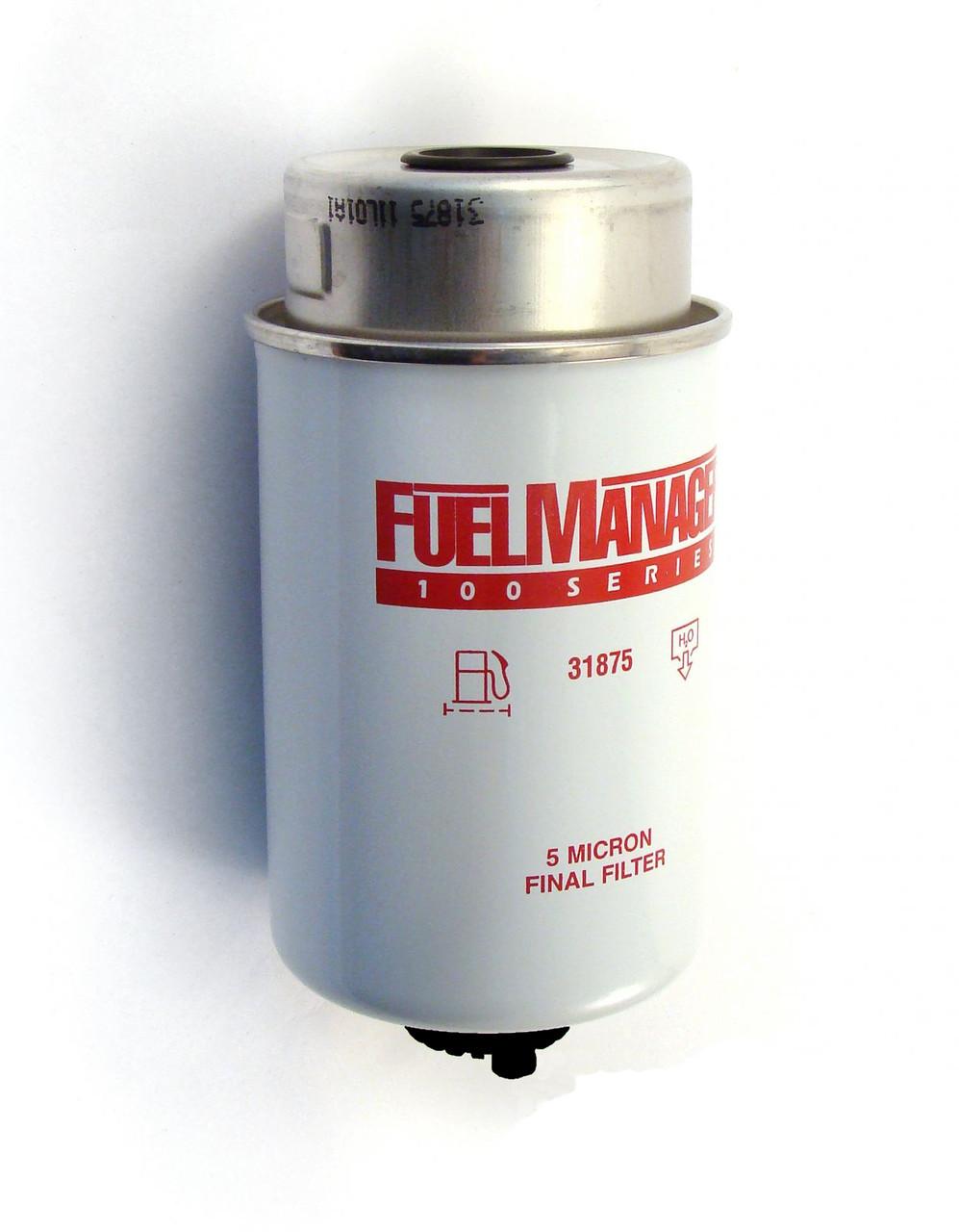 Фильтрующий элемент FM100 (5 микрон) 5.1 Дюйма / 129.5  мм