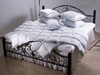 Пуховое одеяло полуторного размера