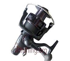 Катушка для рыбалки Hiboy 50 с байтранером 5bb