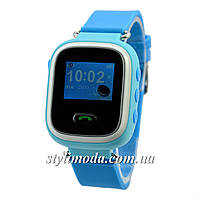 Часы наручные Smart Baby Watch Q60 Sky Blue