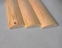 Блок-хаус, сосна, І сорт  30х130х4000, фото 1