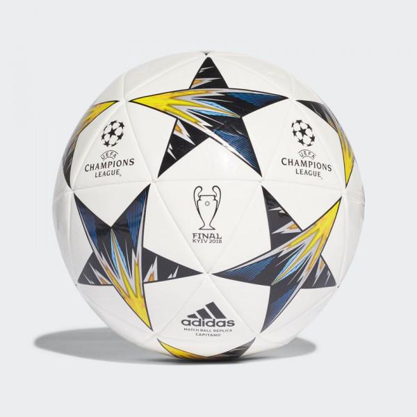 Футбольный мяч Adidas Performance UEFA Finale Kiev Capitano (Артикул: CF1197)