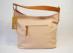 Розово-золотистая женская сумка Batty 6312, фото 2
