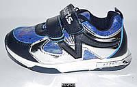 Детские кроссовки, 32 размер (19.5 см), кожаная стелька, супинатор