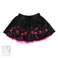 Юбка для девочки Nano F1424-05 Black. Размеры 92-142.