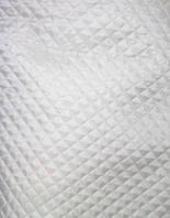 Ткань подкладочная стеганая мелкий ромб
