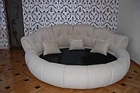 Ліжко кругле Стильне