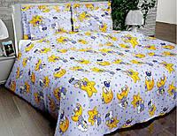Качественное постельное белье в кроватку комплект