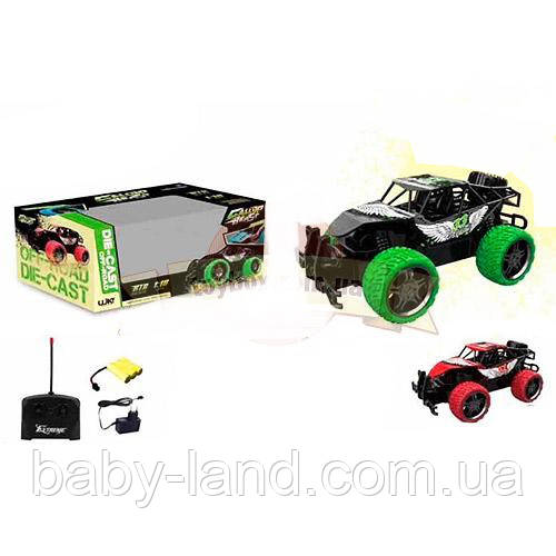 Машинка-джип на радіоуправлінні для дітей акумулятор UJ99-Y185B