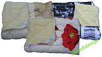Одеяло полуторное из овечьей шерсти Лери Макс (разные окрасы)