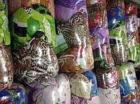 Одеяло полуторное из овечьей шерсти - разные расцветки