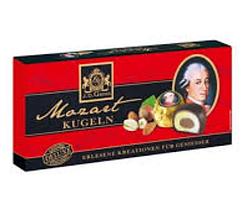 Шоколадные конфеты J.D. Gross Mozart 200 г