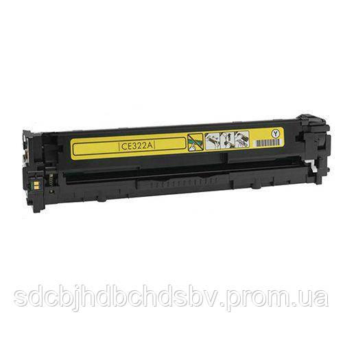 Картридж HP CE322A, (№128A) для принтера HP LaserJet Pro 128A, CM-1415, CP-1520, CP-1525