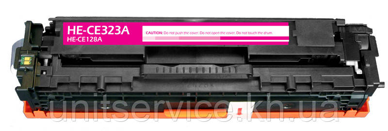 Картридж HP CE323A, 128A для принтера HP LaserJet Pro CM-1415, CP-1520, CP-1525