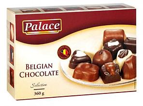 Шоколадные конфеты Palase Belgische Pralinen 360 г