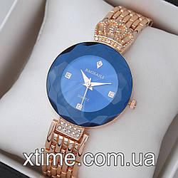 Женские кварцевые наручные часы Baosaili B-8115 с синим циферблатом Original