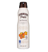 Спрей для загара Hawaiian Tropic Satin Protection, SPF 15
